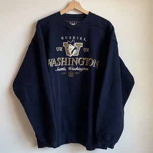Galt Sand Washington Huskies Crewneck Sweatshirt