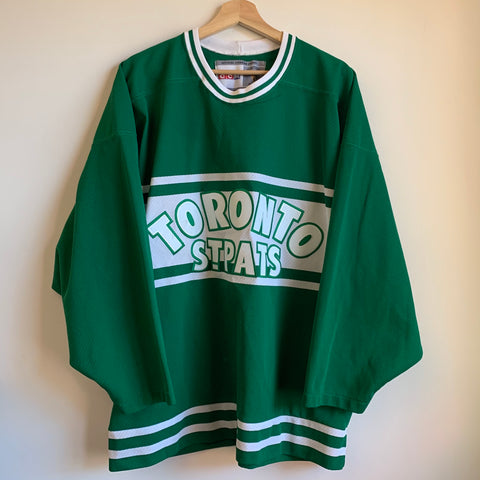CCM Toronto Maple Leafs St. Patrick's Day Hockey Jersey