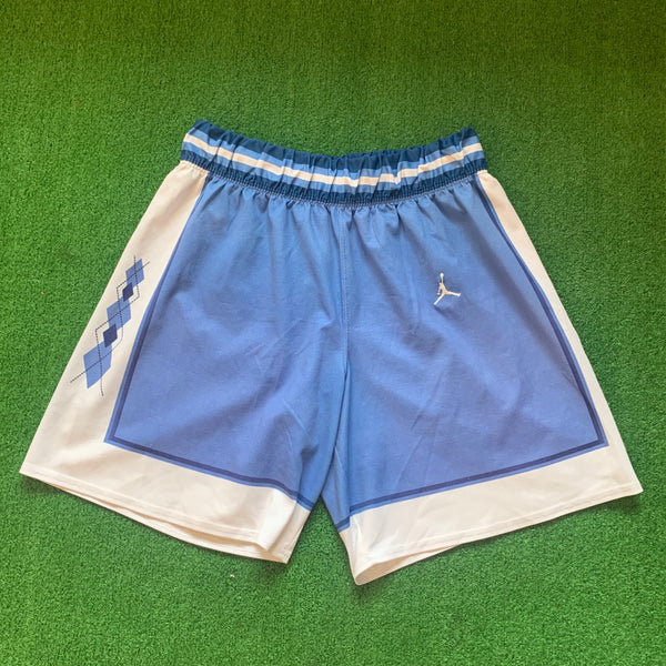 Jordan North Carolina Youth Shorts