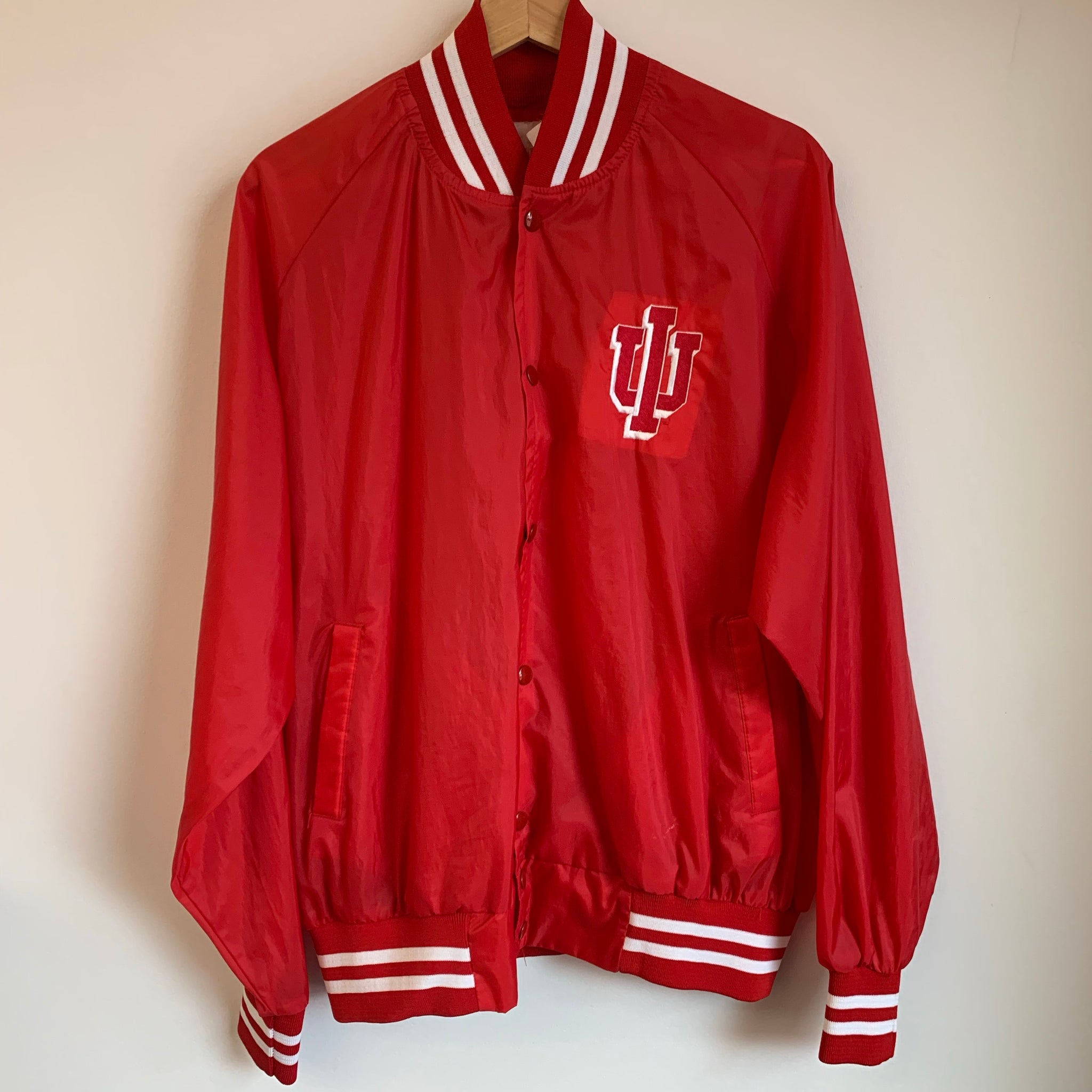Ryder Indiana Hoosiers Red Jacket