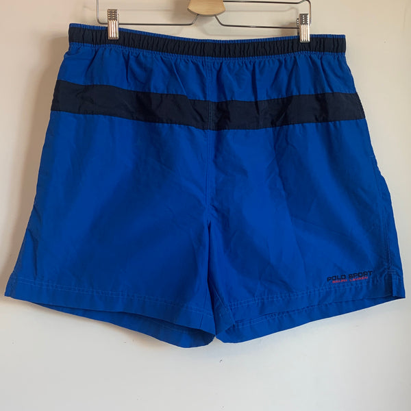Polo Sport Blue Swim Trunks