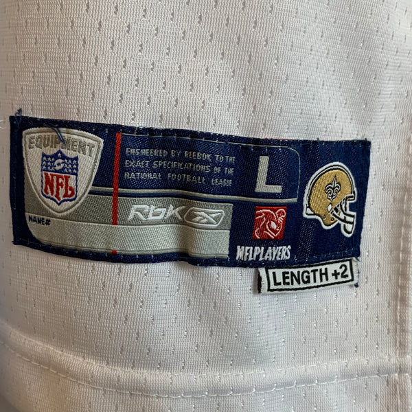 Reebok Reggie Bush New Orleans Saints Youth Football Jersey