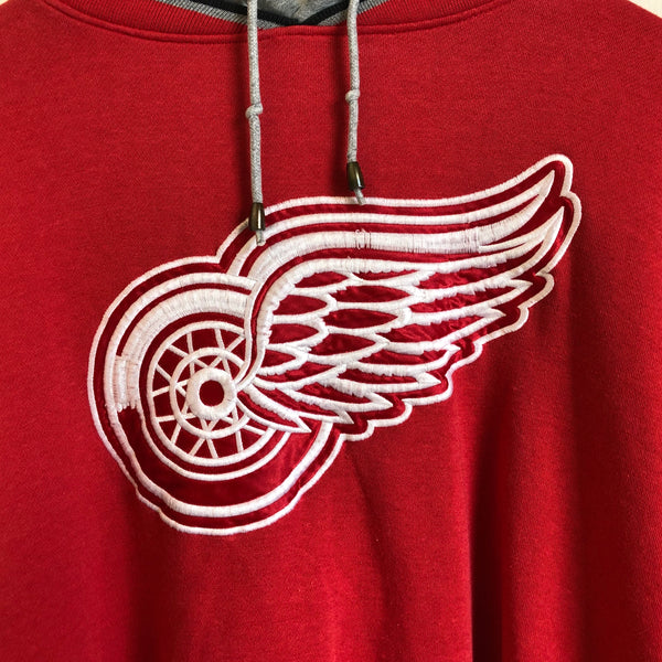 Starter Detroit Red Wings Hoodie Sweatshirt