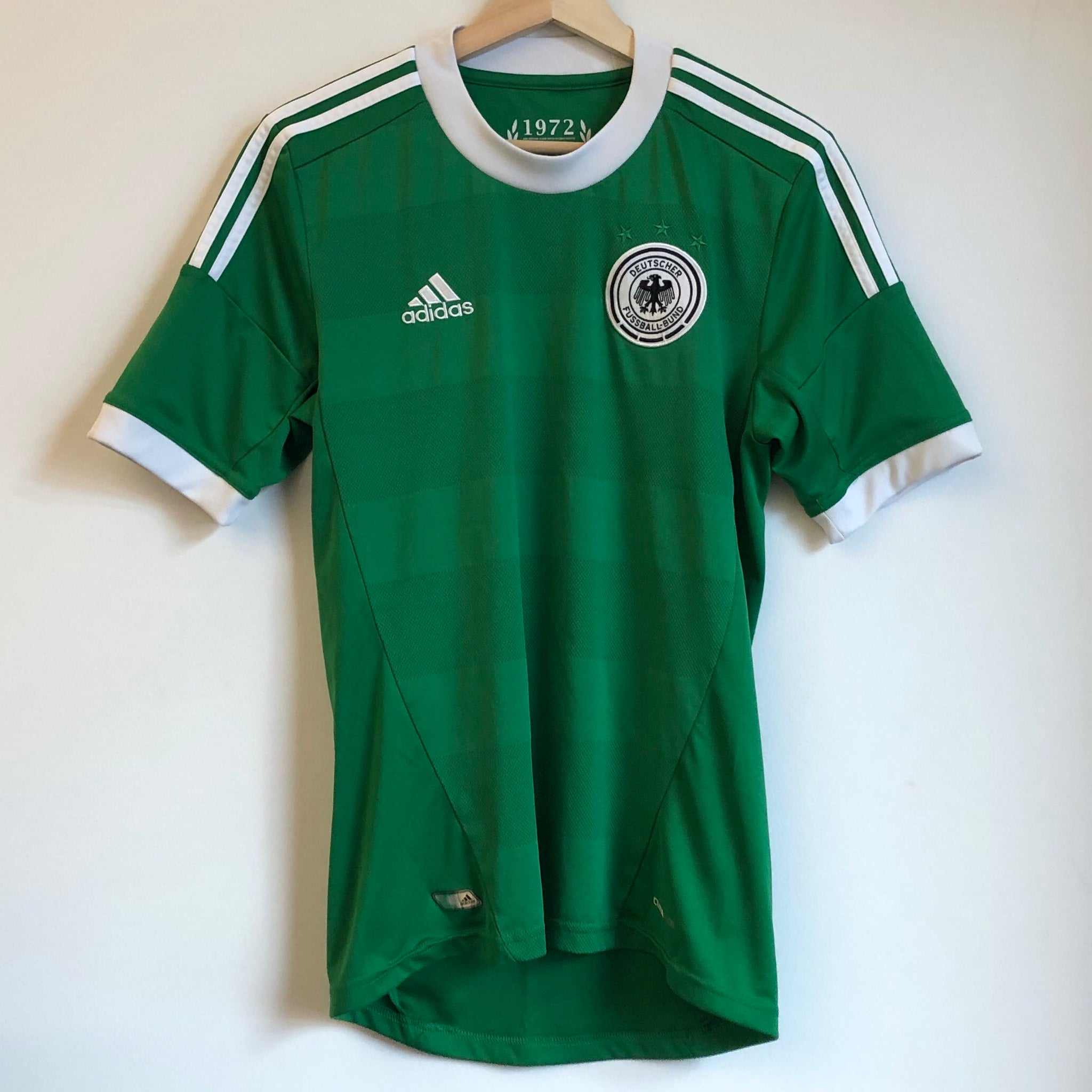 adidas Germany 2012/13 Away Soccer Jersey
