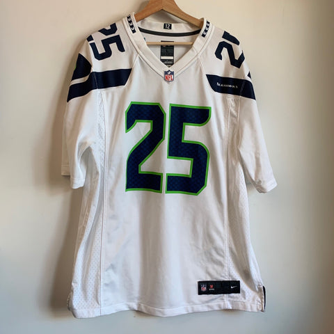 Nike Richard Sherman Seattle Seahawks Football Jersey