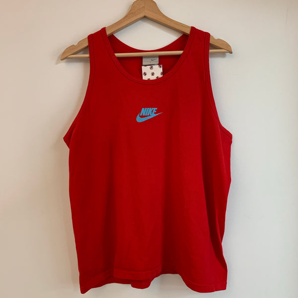 Nike Red Tanktop