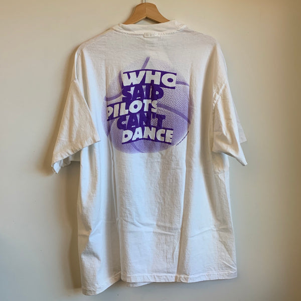 1996 Portland Pilots West Coast Conference Champs Tee Shirt