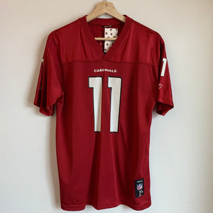 Reebok Larry Fitzgerald Arizona Cardinals Youth Football Jersey