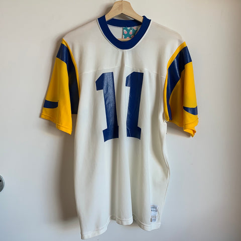 Sand Knit St. Louis Rams Football Jersey