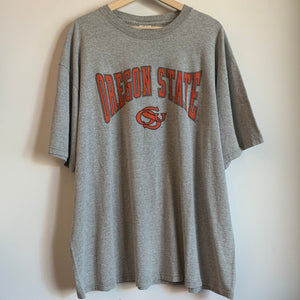 Oregon State OSU Beavers Gray Tee Shirt
