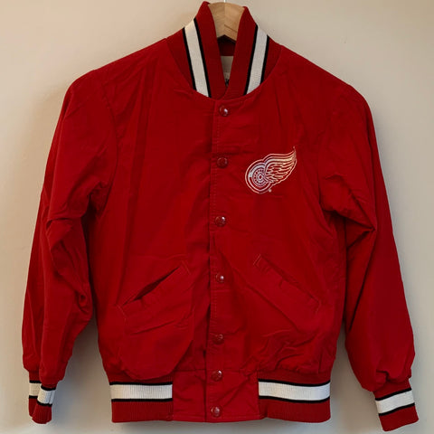 DeLong Detroit Red Wings Youth Jacket