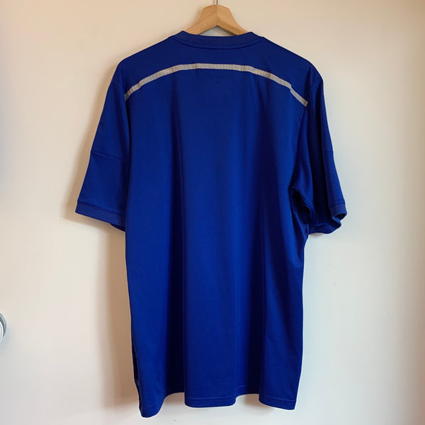 adidas Chelsea Blue Home Soccer Jersey