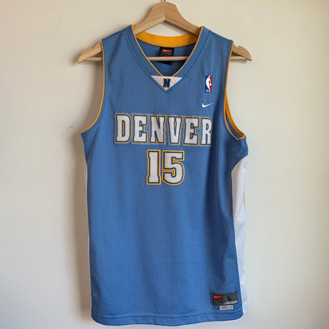 Nike Carmelo Anthony Denver Nuggets Youth Swingman Basketball Jersey