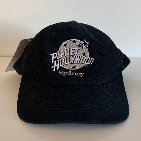 Planet Hollywood Sydney Adjustable Strap Cap