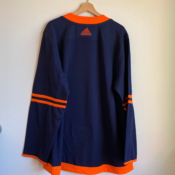 adidas Edmonton Oilers Authentic Hockey Jersey