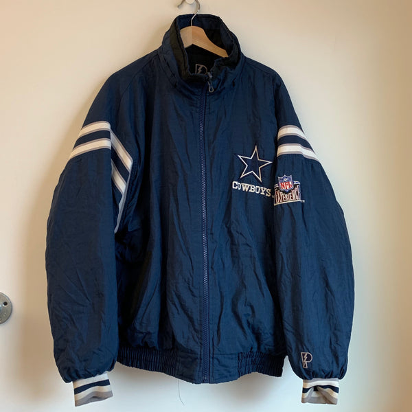 Pro Player Dallas Cowboys Reversible Parka Jacket