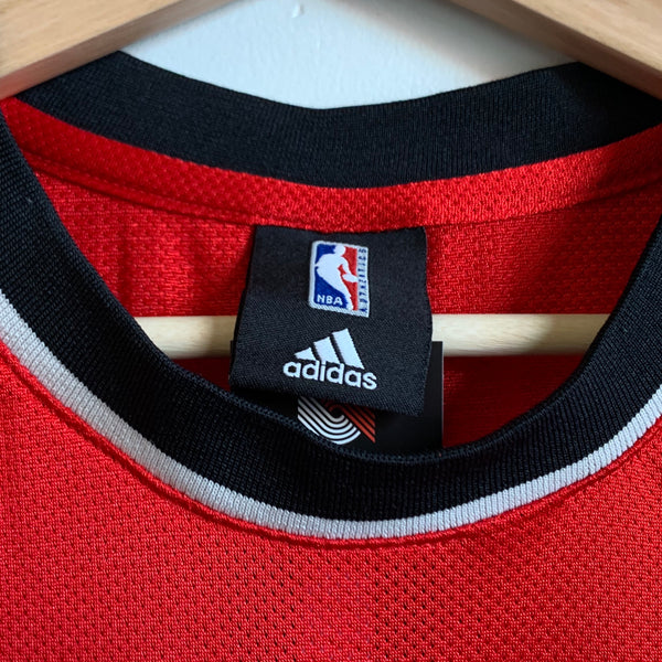 Youth Adidas Brandon Roy Portland Trail Blazers Basketball Jersey