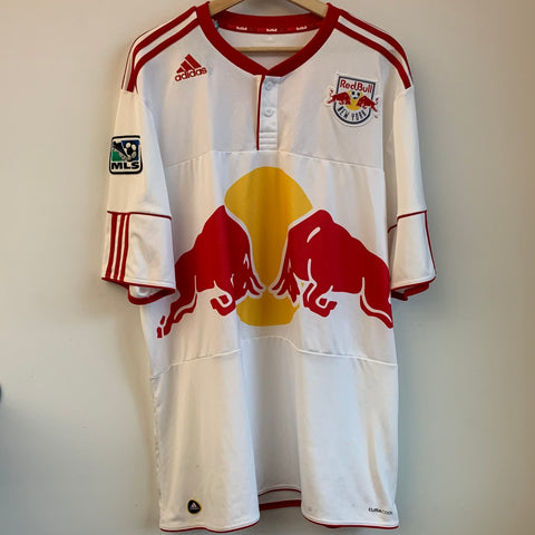 2010 adidas Thierry Henry New York Red Bull Soccer Jersey