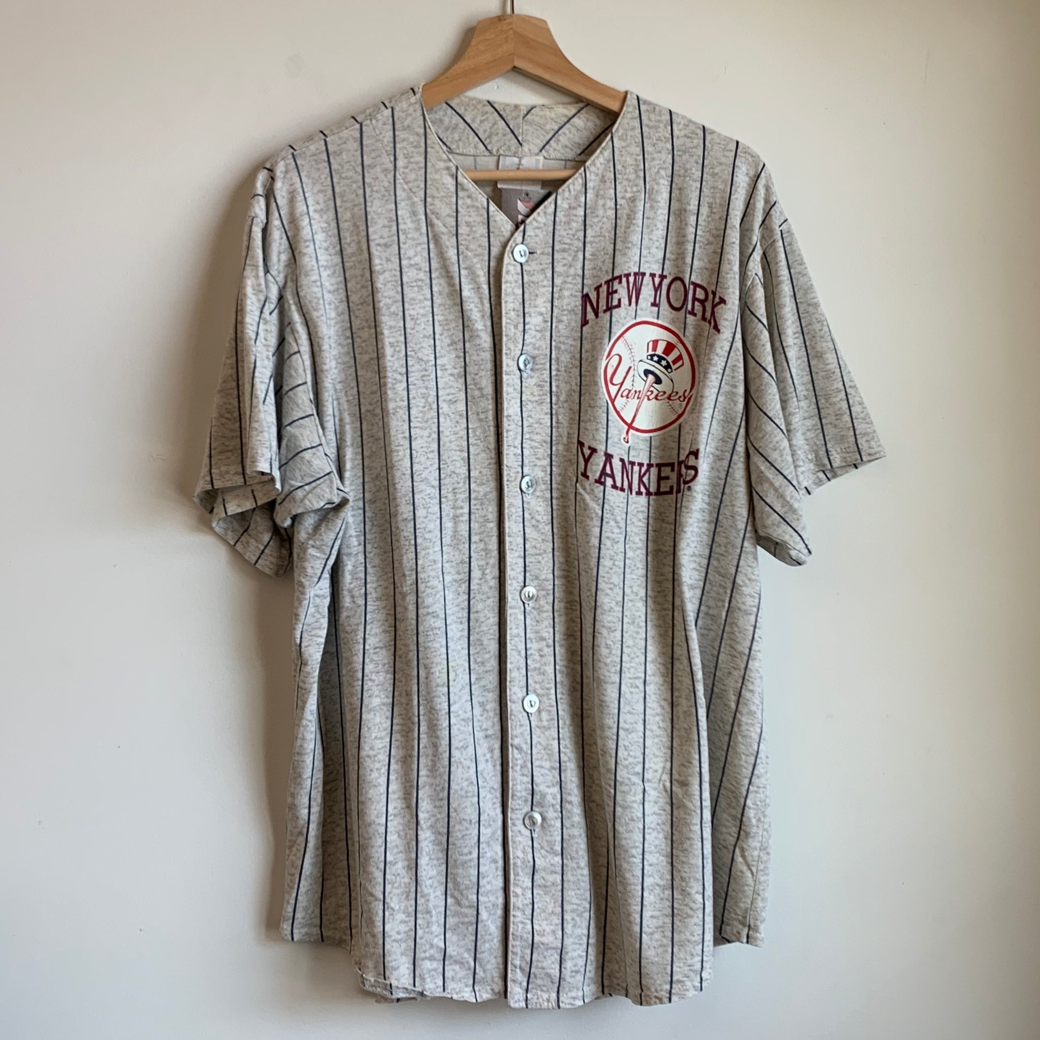 Off The Bench New York Yankees Baseball Jersey