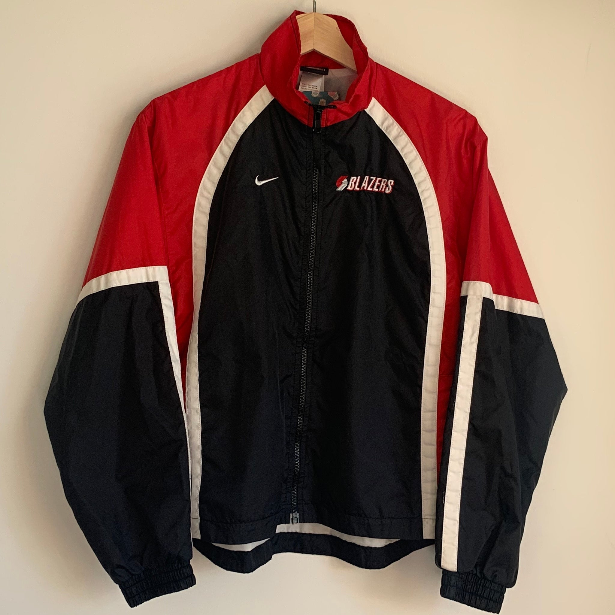 Nike Portland Trail Blazers Youth Windbreaker Jacket