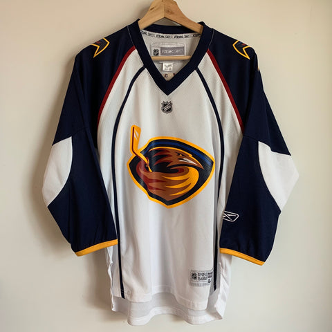 Reebok Atlanta Thrashers Youth Hockey Jersey