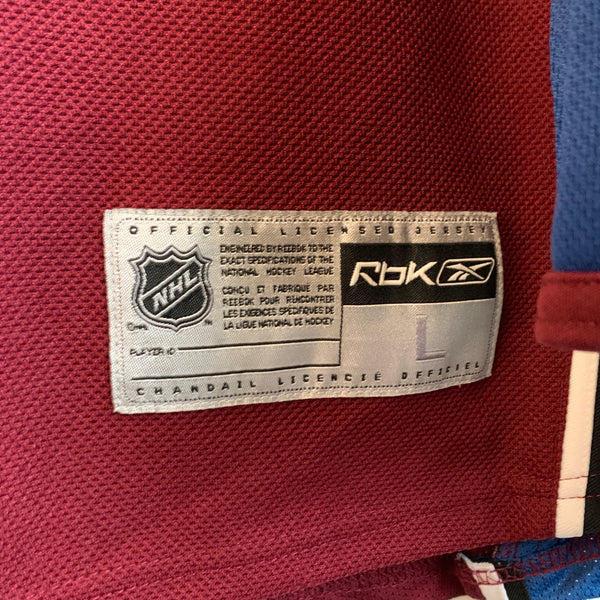 Reebok Colorado Avalanche Hockey Jersey