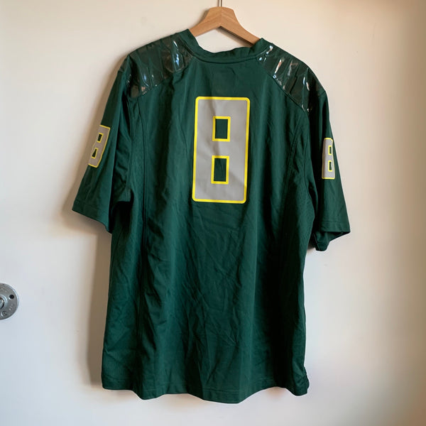 Nike Marcus Mariota Oregon Ducks Football Jersey