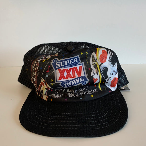 Super Bowl XXIV Black Snapback