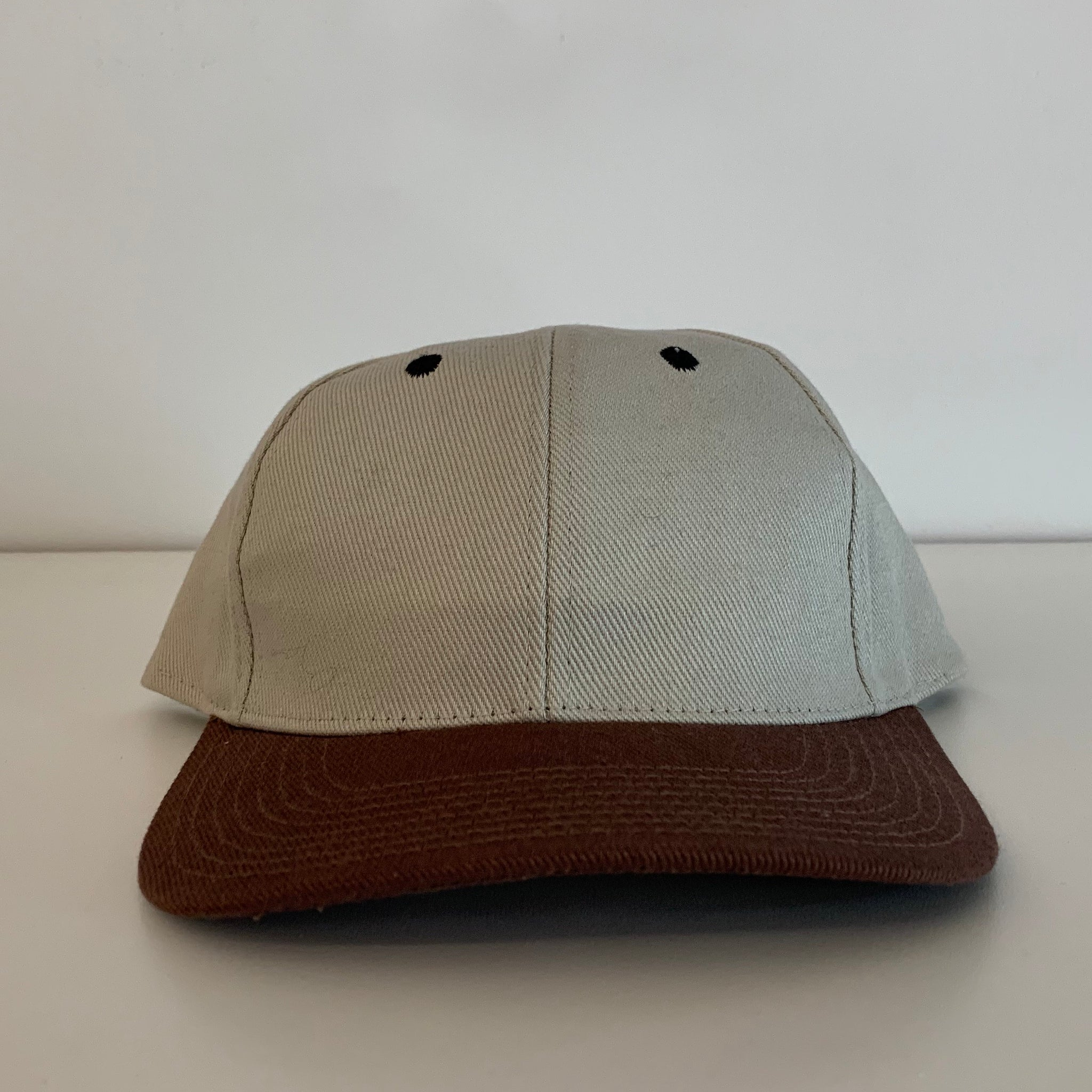 Blank Nike Golf Hat Brown/Sand