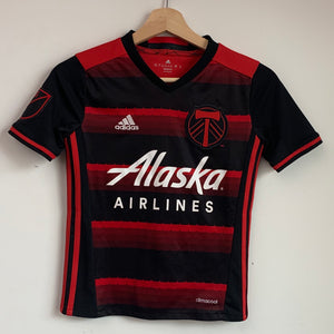 Portland Timbers Red Youth Soccer Jersey