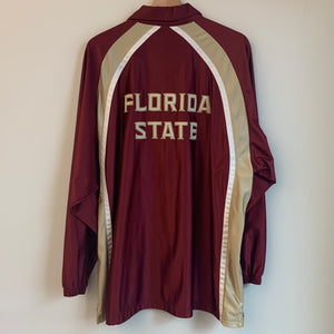 Nike Florida State Seminoles Warmup Jacket