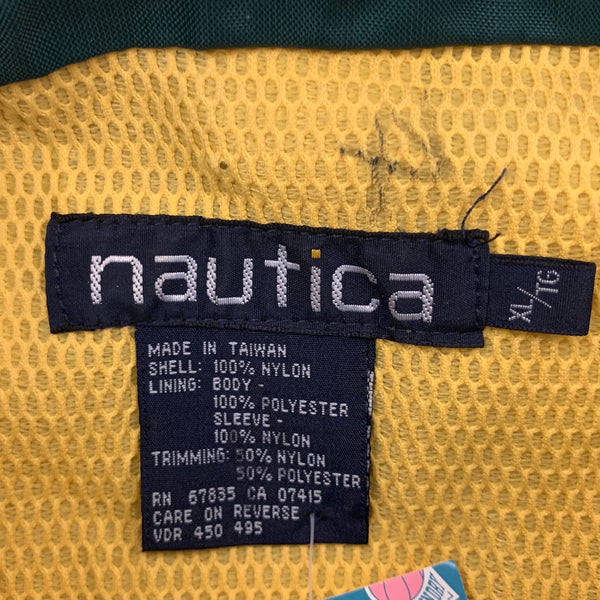 Nautica Hydro Nautics Green Jacket