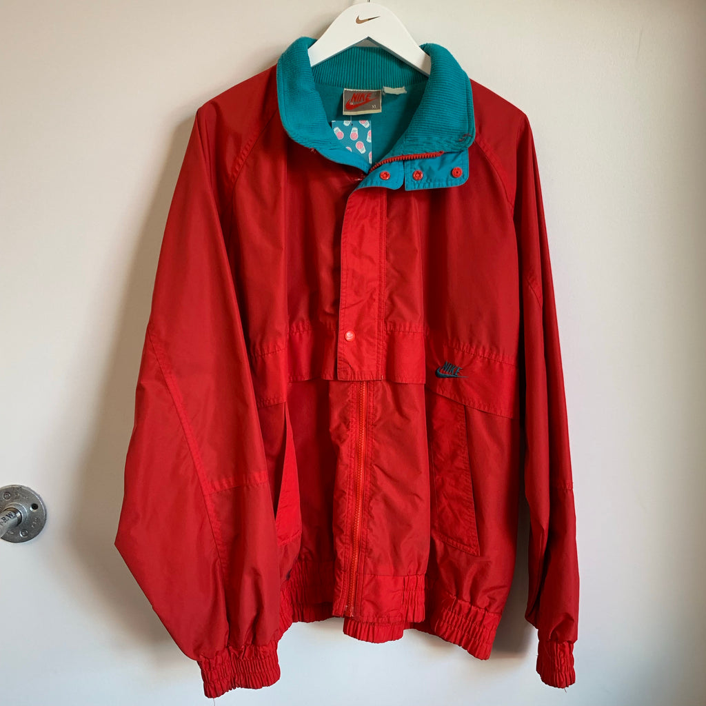 Nike Red/Teal Jacket