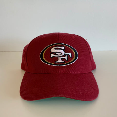 Sports Specialties San Francisco 49ers Scarlet Snapback
