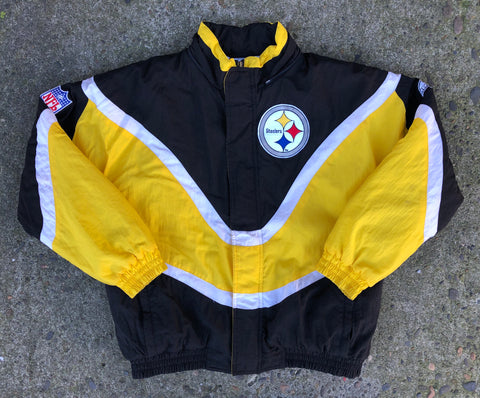 Apex One Pittsburgh Steelers Parka Jacket