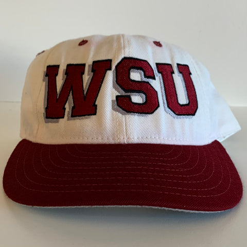 Washington State University White SnapBack