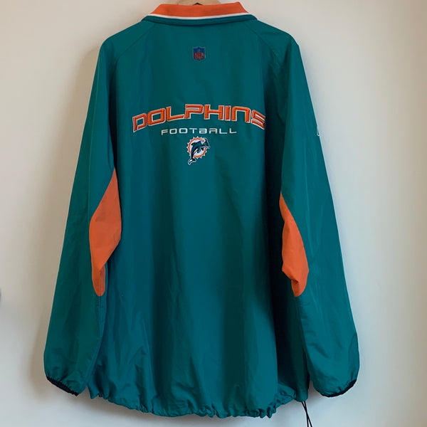 Reebok Miami Dolphins Football Jacket