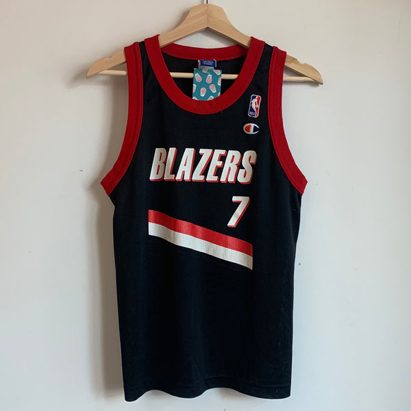 Champion Derek Anderson Portland Trail Blazers Youth Basketball Jersey