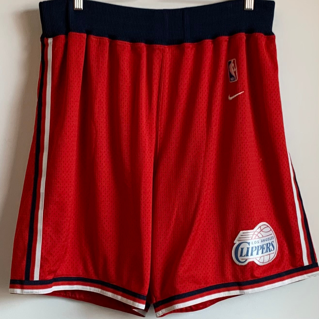Nike Los Angeles Clippers '83 Rewind Swingman Basketball Shorts