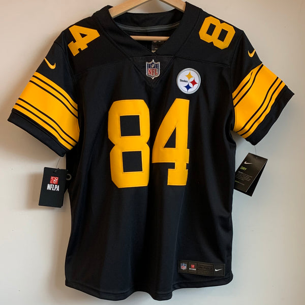 Nike Antonio Brown Pittsburgh Steelers Women's Football Jersey