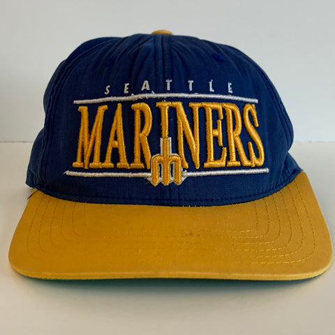 American Needle Seattle Mariners Blue SnapBack