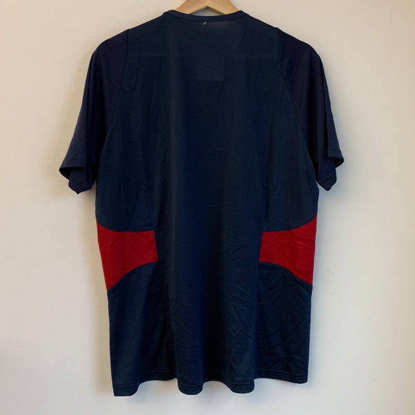 Youth Nike USA Navy Blue/Red Jersey
