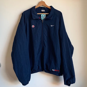 Nike White Tag USA Volleyball Team Jacket