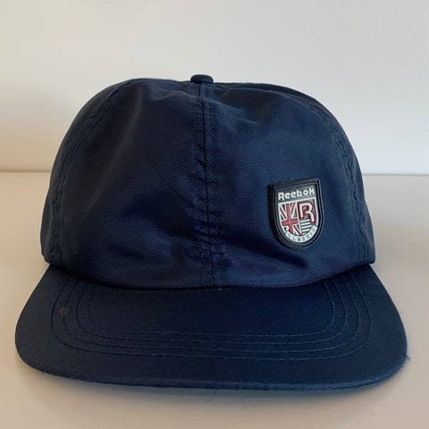 Reebok International Blue Adjustable Strap Cap