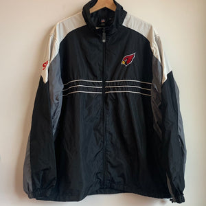 Reebok Arizona Cardinals Sports Illustrated Windbreaker Jacket