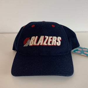 Logo Athletic Portland Trail Blazers Snapback