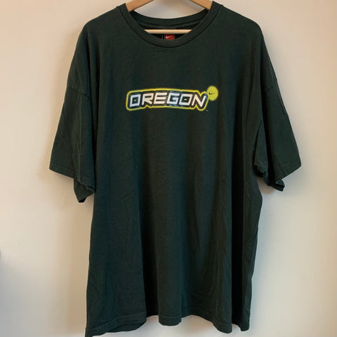 Nike Oregon Ducks Green Tee Shirt