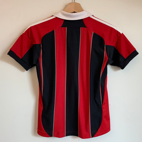 Youth Adidas A.C. Milan Soccer Jersey