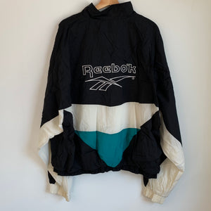 Reebok Color Block Windbreaker Jacket