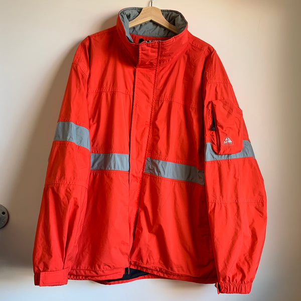 Nike ACG Orange Outer Layer Jacket w/ 3M